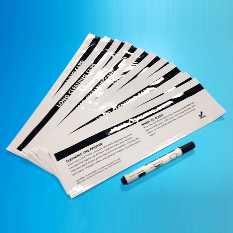 Magicard M9006 866 Cleaning Cards