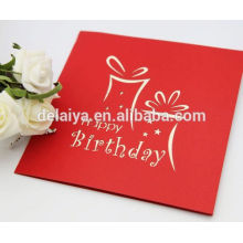 Hot Selling Custom Handmade Birthday Greeting Cards Wholesale