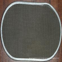 Rejilla de filtro de acero inoxidable / Rebanada de filtro
