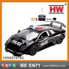 Kereta RC 1:14 polis kereta mainan