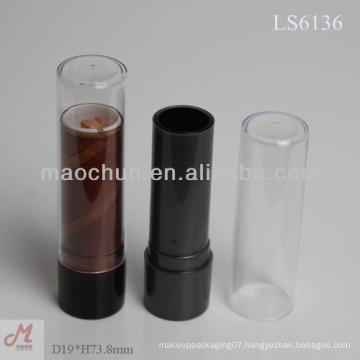 LS6136 cheap price round lipstick tube