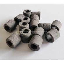 Anillo de cerámica del embalaje de medios de filtro de cerámica