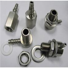 304 детали из нержавеющей стали и фрезерная обработка (ATC-447)
