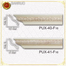 Carving Cornice Molding (PUX40-F16, PUX41-F16)