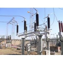 Размыкающий выключатель разъединителя изоляции наружного высоковольтного разъединителя 145 кВ