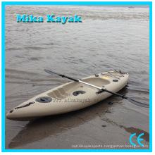 Small One Seat Plastic Single Ocean Canoe Kayak for Sale
