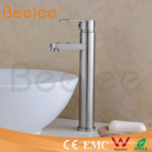 Hs15002h Stainless Steel High Body Bathroom Basin Faucet