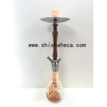 Top Quality Wood Shisha Nargile Smoking Pipe Hookah