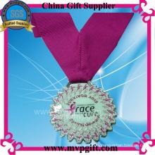 Медаль с наградой за высокое качество под заказ с логотипом 3D