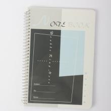 Cuaderno A5 color