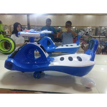 New Model Popular Design Children Swing Car and Kids Twist Car Ride on Car