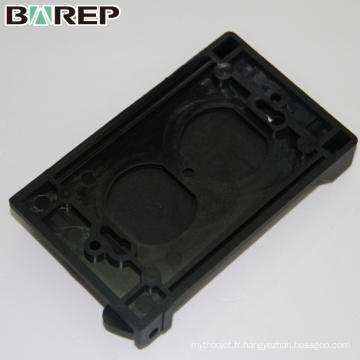 BAO-001 Légère utilisation électrique noir extérieur en plastique