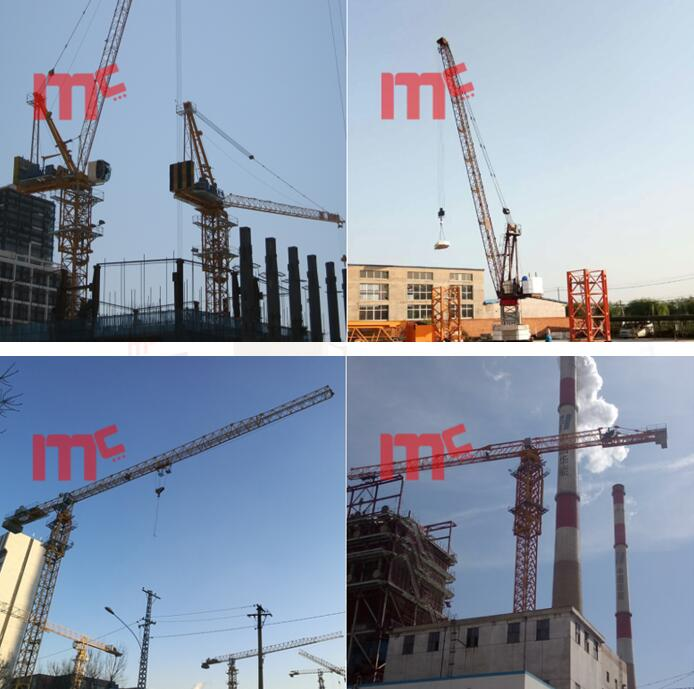 miliscorp tower cranes