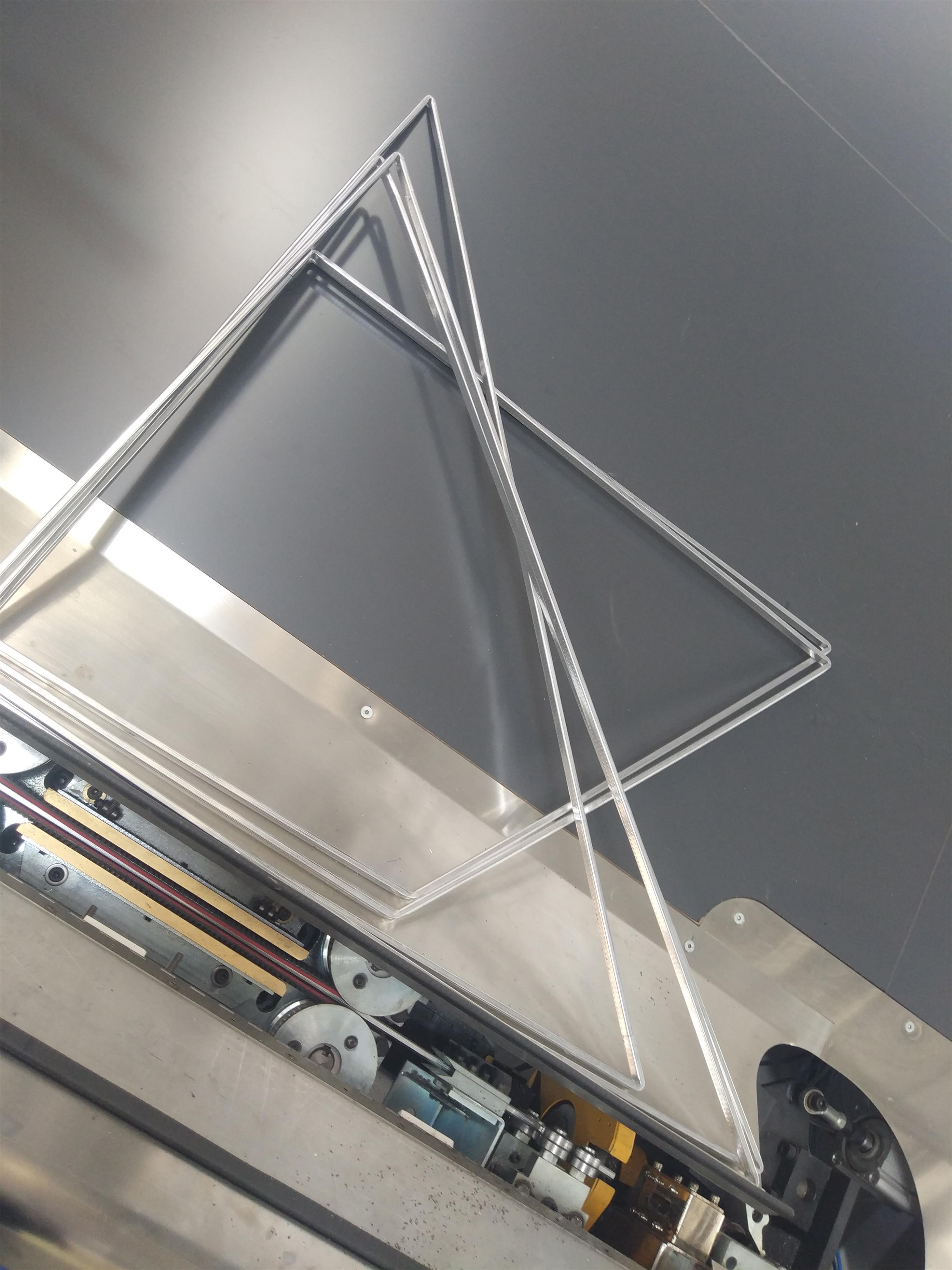 Hollow Glass Aluminum Spacer Bending Machine