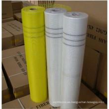 Malla de fibra de vidrio con buen precio para material de pared