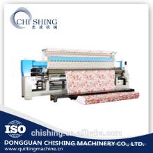 Machine à coudre de courtepointe de vente chaude, machine de courtepointe avec l'efficacité élevée faite en Chine
