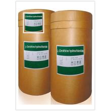 L-Ornithine Hydrochloride C5H12N2O2·HCl CAS 3184-13-2