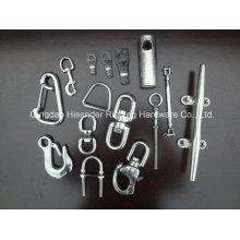 Stainless Steel Rigging Hardware