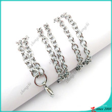 Silver Rolo Chain for Floating Charms Locket Chain (FN16040840)