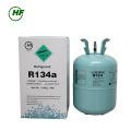 Bon prix de gaz réfrigérant de haute qualité R134a hfc-R134a Nonfillable Cylindre 800g Humidité 0.01% de HUAFU