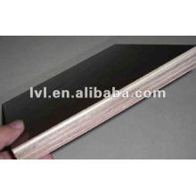 Black Film faced plywood for concrete moulding
