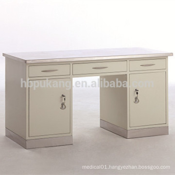 Working stainless steel top and base table