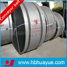 Correa transportadora de cable de acero de alta resistencia y resistencia a los impactos