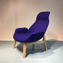 Ventura Lounge Armchair for Poliform