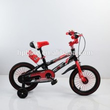 2017 good quality Small Order Stock colorful steel kid bicycle