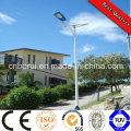 Straßenlaterne-Solarmodul-niedrige Preis-Beleuchtung im Freien 100W PFEILER LED mit Herstellern