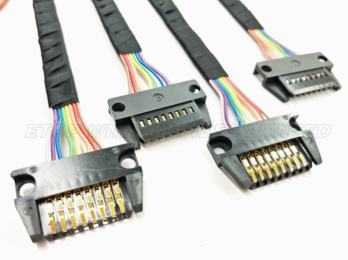 IDC Connector for ribbon cables