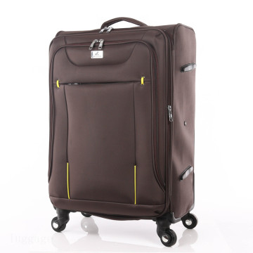 Mode Polyester Trolley bagage universele wielen