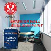 high-gloss premium decorative interior wall water-based acrylic latex paint