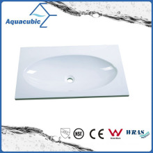 Sanitaryware Polymarble Counter Top Basin Acb0815