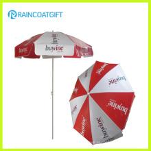 Publicidade Guarda-chuva / Um guarda-chuva de jardim