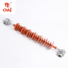 High Strength suspension composite insulator 33kv long rod