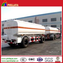 Nagelneuer Öltanker für Auflieger
