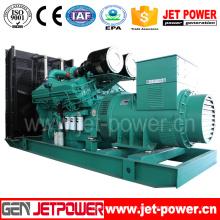 Generador diesel del bajo consumo de combustible de la serie de 360kw 450kVA Doosan