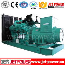 Gerador diesel do consumo de combustível da série de 360kw 450kVA Doosan baixo