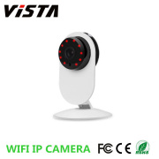 720p Mini Wifi Video Baby Monitor IP Camera Two Way Talk