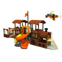 Custom Schools Backyard Outdoor Playground Equipment For Toddlers