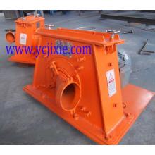 Roda da explosão - Abrator dirigido direto da roda do motor / cabeça -11kw do impulsor (HQ034)