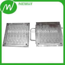 Molde de silicone de compressão de material de aço de alta qualidade