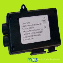 Motor elétrico do atuador proteção da sobrecarga