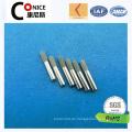 China Manufacturer Fabrication hohe Qualität CNC Bearbeitung Rändel Pin