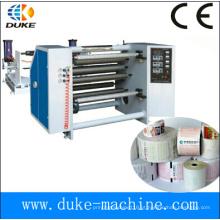 2015 Venda quente! Alto retorno! Máquina de rebobinamento de papel higiênico de 1575mm, Máquina de corte e rebobinamento