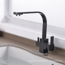 YL806 Kitchen drinking water purifier mixer tap stainless steel 3 function water filter tap water faucet