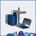 50W Germany Ipg Fiber Laser Engraving Machine/Mini Laser Deep Engraving Machine for Steel