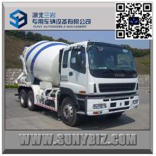 Isuzu Cement Mixer Truck 10 M3 Mixer Truck