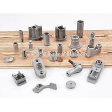 OEM fabricación de aleación de zinc a presión piezas de componentes de muebles de fundición